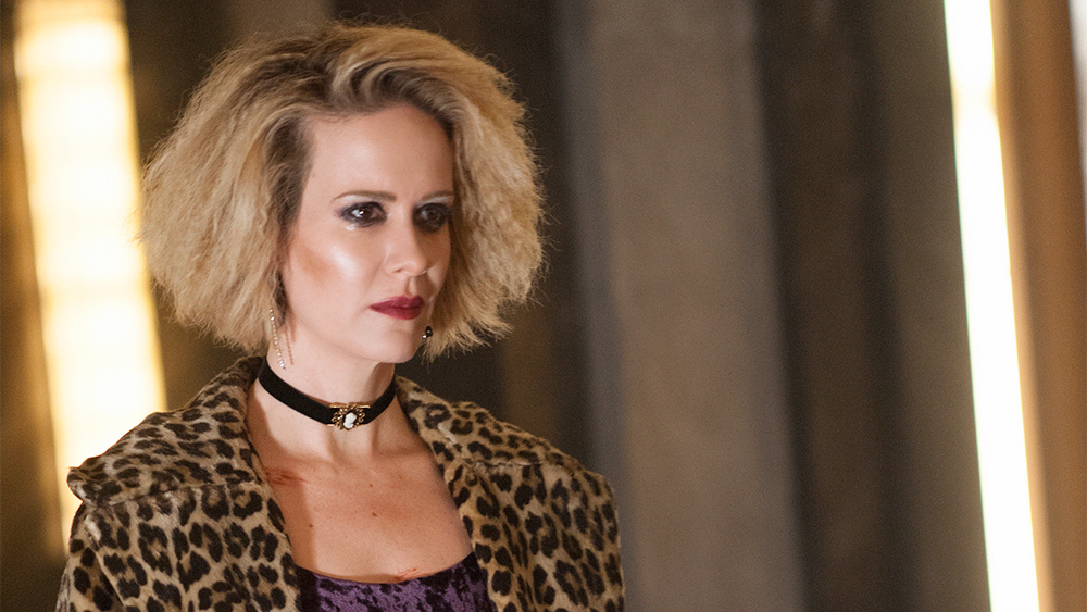 American Horror Storys Sarah Paulson Doesnt Really Know