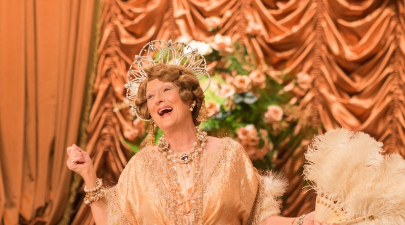Meryl Streep as Florence Foster Jenkins in the film, FLORENCE FOSTER JENKINS by Paramount Pictures, Pathé and BBC Films