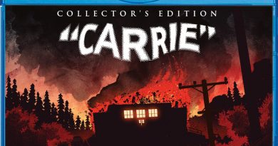 CONTEST – Enter to WIN 'Carrie'!