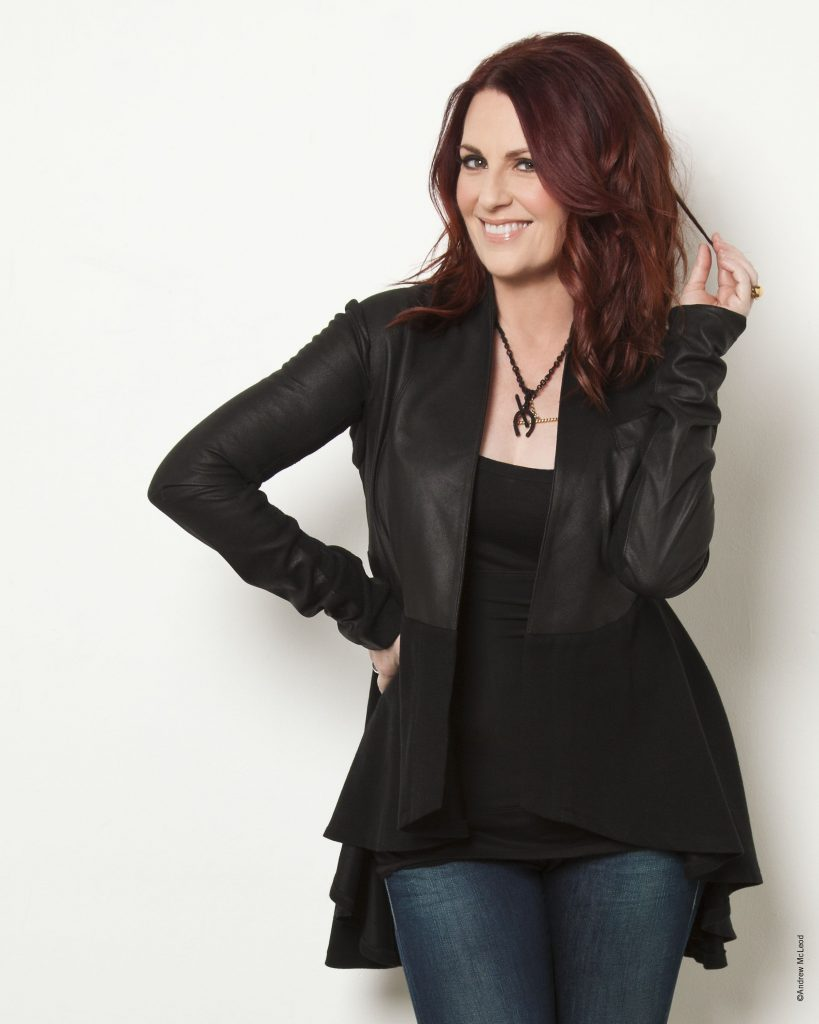 Good Things Come To Those Who Are Megan Mullally Gloss