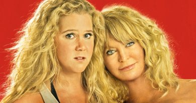 Gay for Goldie Hawn & Amy Schumer