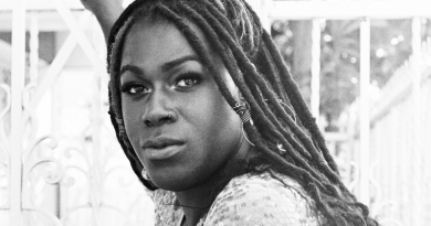 Trans Singer Shea Diamond Moved Prisoners With Her Music While In Jail. Now, the World.