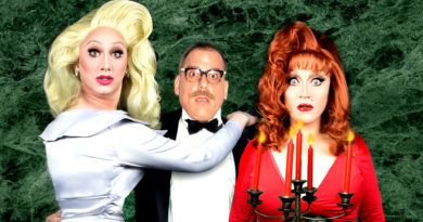 Peaches Christ Brings Back 'Drag Becomes Her' with Jinkx & BenDeLa