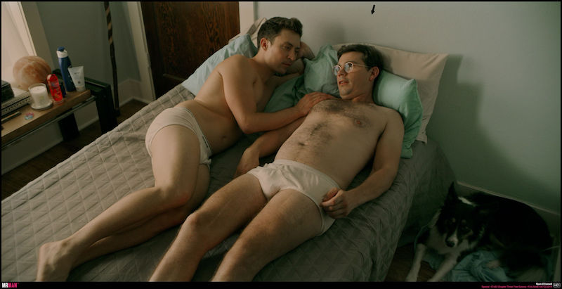best gay tv sex scenes of all time