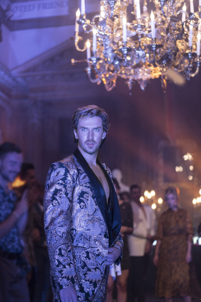 Dan Stevens Eurovision Interview